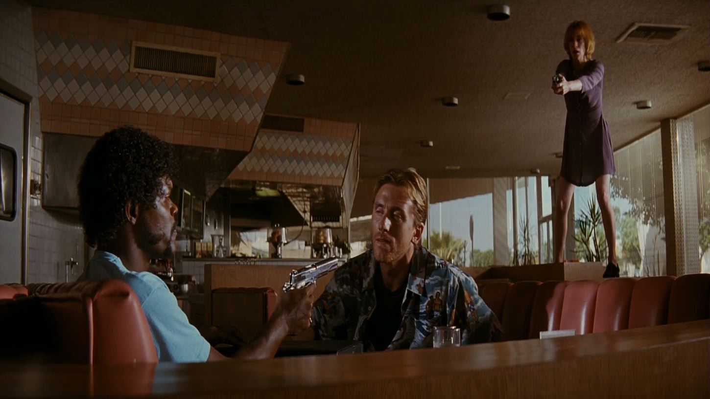 Pulp Fiction Writers